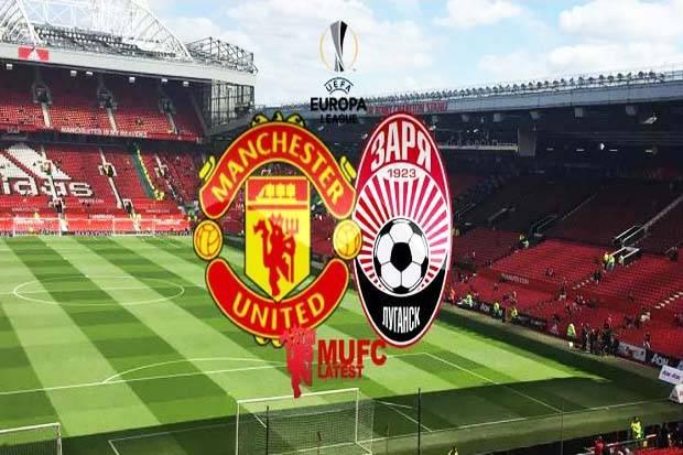 Prediksi antara Manchester United Vs Zorya Luhansk
