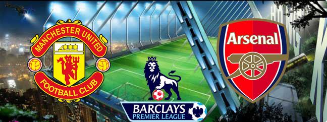 prediksi bola manchester united vs arsenal