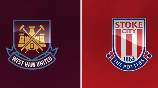 prediksi bola west ham united vs stoke city