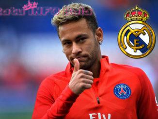 neymar pindah ke madrid