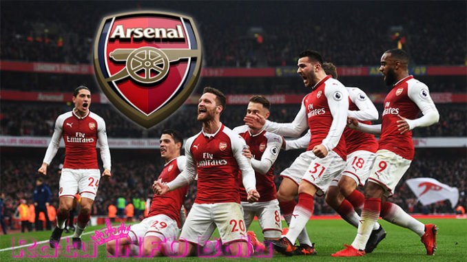 arsenal perkuat amunisi