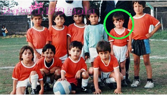 Lionel Messi Adalah Manusia