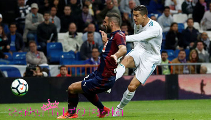 ronaldo cetak empat gol