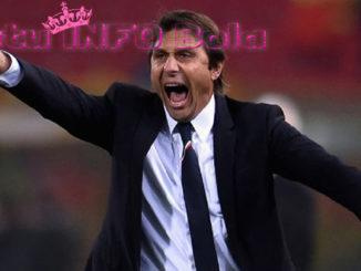 Kemarahan Antonio Conte