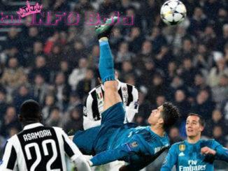 Gol spektakuler Ronaldo
