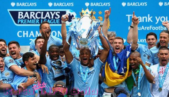 city menjadi juara