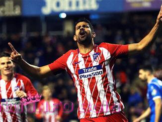 Diego Costa Kalahkan Arsenal