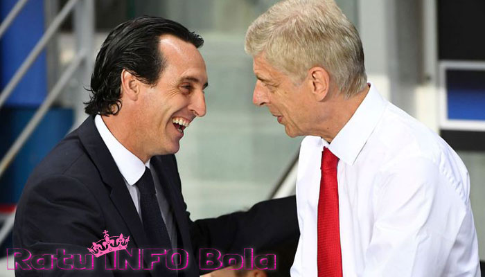 arsenal pilih emery