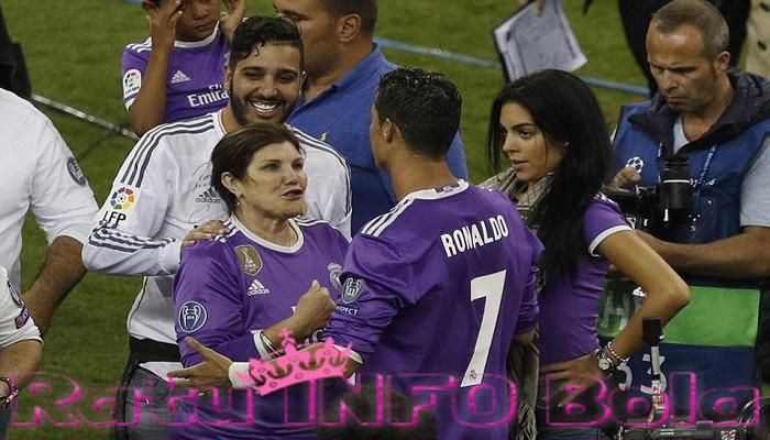 Kisah cinta Cristiano Ronaldo