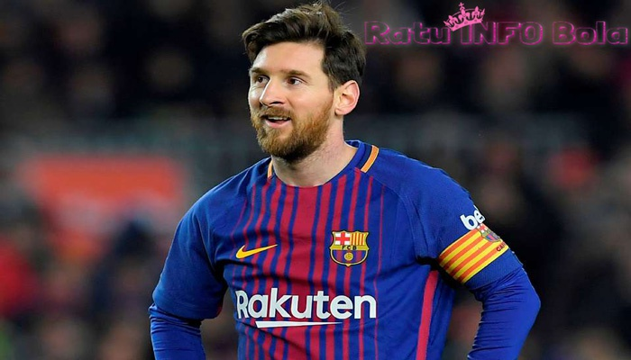 Lionel Messi Menolak Namanya Masuk Ke Label Pemain Terhebat