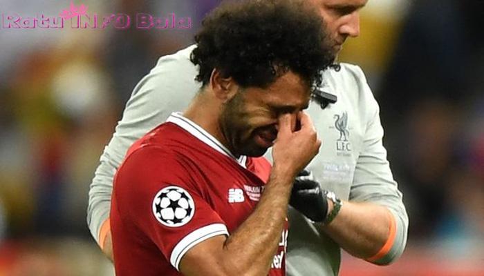 Mohamed Salah Mengalami Insiden