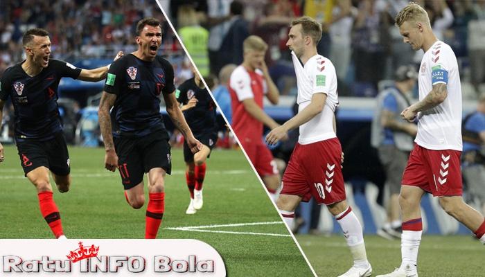 Kroasia Mendepak Denmark