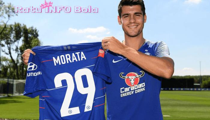Alvaro Morata Melakukan Perubahan