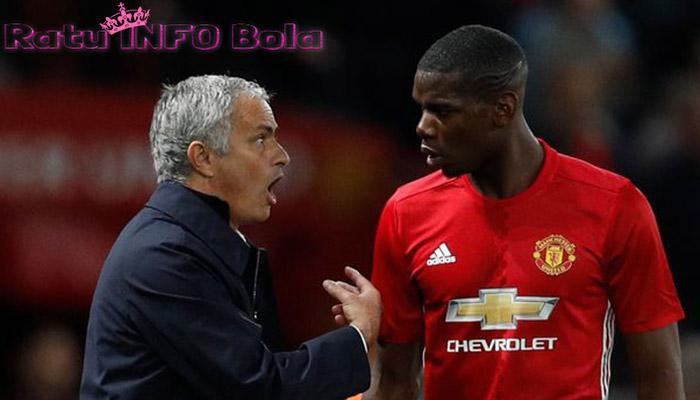 Jose Mourinho Memecat Paul Pogba
