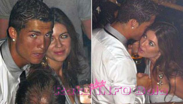 Cristiano Ronaldo Terjebak