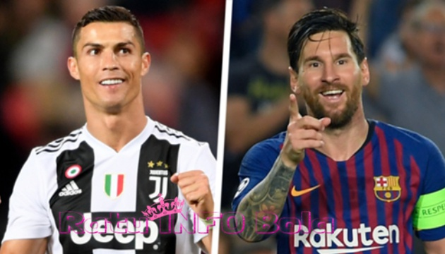 Rival Lionel Messi Musim 2019