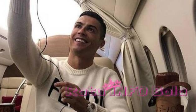 Selfie Cristiano Ronaldo