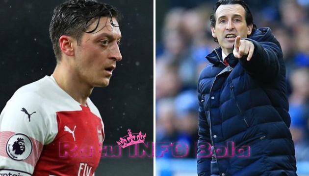 Kekuatan Mesut Ozil
