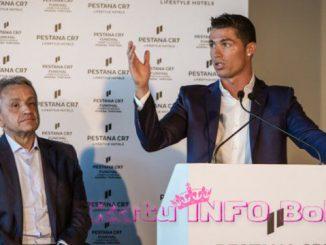 Bisnis Cristiano Ronaldo