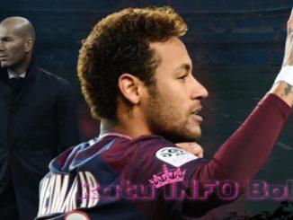 Zidane Tolak Neymar