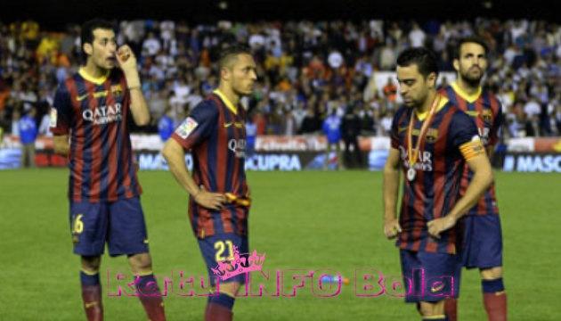 Barcelona-Kembali-Kalah