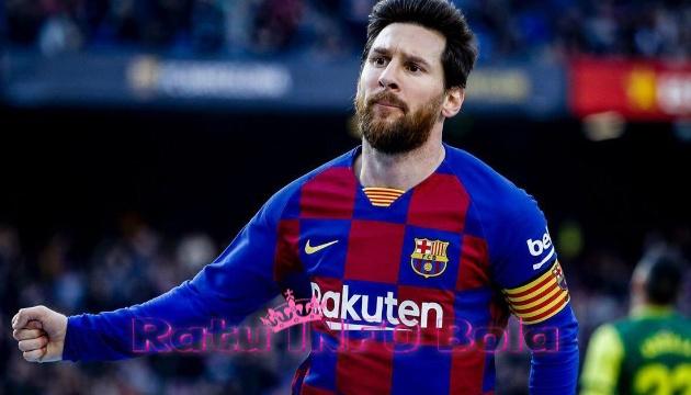 Pengganti Messi