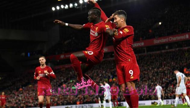 Striker Liverpool