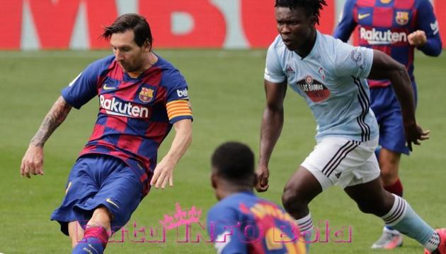 Messi Menolak